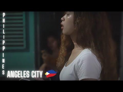 Walking Street Scenes Part II - Angeles City, Philippines 2019