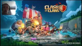 Clash of clans battle 1