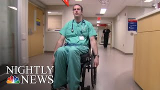 ER Physician Forms Stronger Bond With Patients After Tragedy | NBC Nightly News