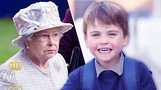 Queen stepped in to change Prince Louis' name & title - Royal Insider