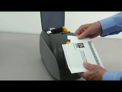 Zebra ZXP Series 1 ID Card Printer - How to Clean Your Printer