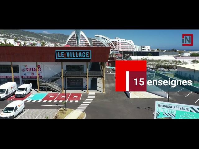 Le Village, Votre nouvel espace commercial à la Zone du Chaudron !