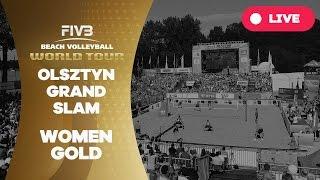 Olsztyn Grand Slam - Women Gold- Beach Volleyball World Tour