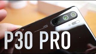 Huawei P30 Pro - окомплектовка и първи впечатления