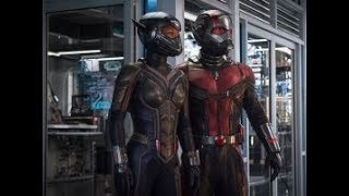 Miah and Luke see a Trailer: Ant-Man and the Wasp