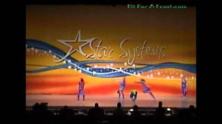 KIds Dance Competition Small Group - Excellent Birds Acro Dance