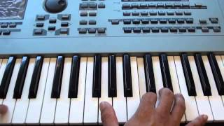 How to play Isolated System on piano - Simple Version - Muse - World War Z Soundtrack