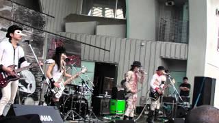 http://www.myspace.com/hattrickers 14-05-2011 TOKYO UENO PARK OUTDO...