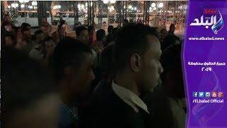 زحام على لجان المرج قبل غلق لجان الاستفتاء.. فيديو