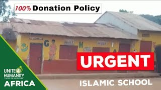 Africa – Urgently Need To BUILD an Islamic School!!!