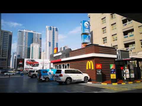Glimpses of Sharjah City January 2019