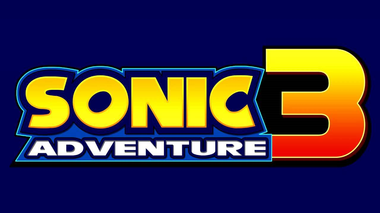 title screen sonic adventure 3 youtube