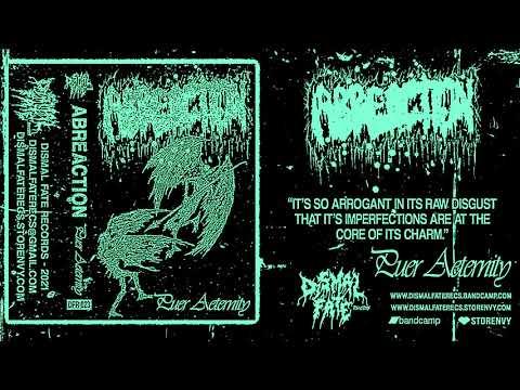 ABREACTION - Capricious Anamnesis (2021 Dismal Fate Records)