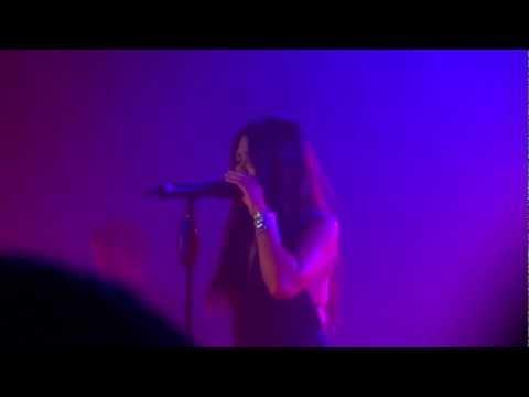 Schiller - Always You (with Anggun) (full) - Live @Frankfurt (DE) - 23.11.2012 (12/18)