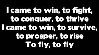 Repeat youtube video Nicki Minaj - Fly ft. Rihanna (Lyrics)