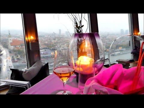 Bratislava Danube - UFO Restaurant & Bar - Slovakia