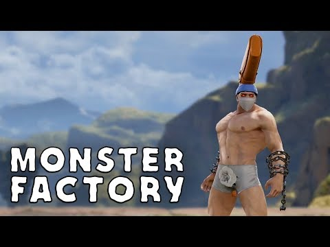 Monster Factory: Dr. Sexgun's Menagerie of Deadly Secrets