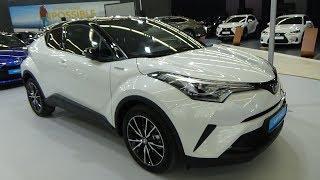 2018 Toyota C-HR Hybrid - Zagreb Auto Show 2018