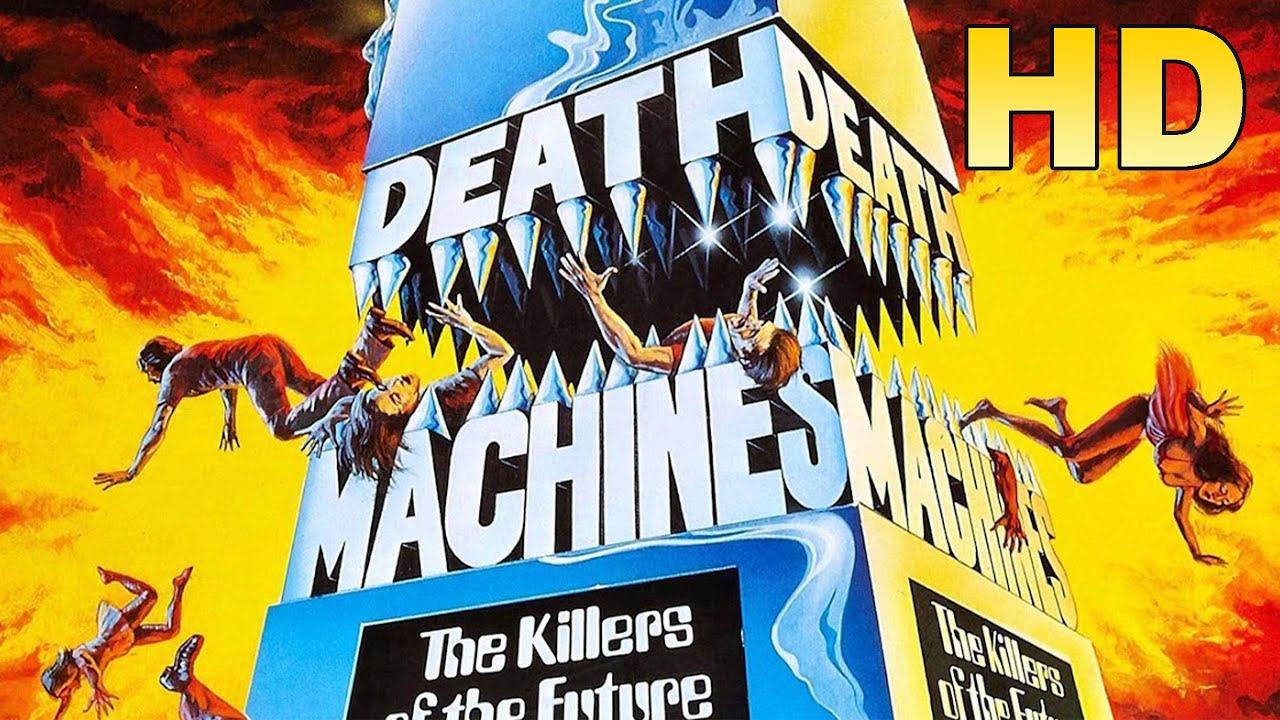 Death Machines 1080HD - 1976 - FULL MOVIE ? (Sci-Fi / Thriller / Horror)