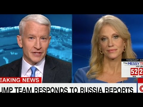 "Thumbnail: Kellyanne Conway Implodes on ""Fake News"" CNN"