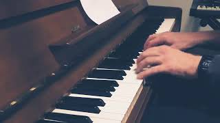 ناصيف زيتون _ ماودعتك _بيانو