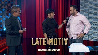 LATE MOTIV - Antonio Díaz, El Mago Pop | #LateMotiv513