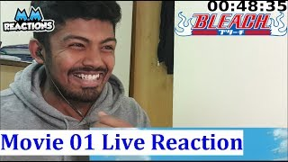 Memories of Nobody!! - Bleach Anime Movie 01 Live Reaction