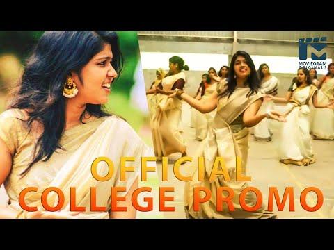 Jimikki Kammal Fame Sheril Performance @ Rajagiri College Christmas Celebration 2017 HD