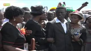 Citizen Tv Actor Bokello Laid To Rest In Kano, Kisumu