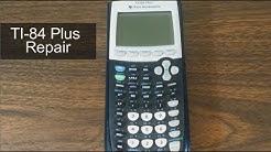 TI-84 Plus Calculator Dead. Repair.