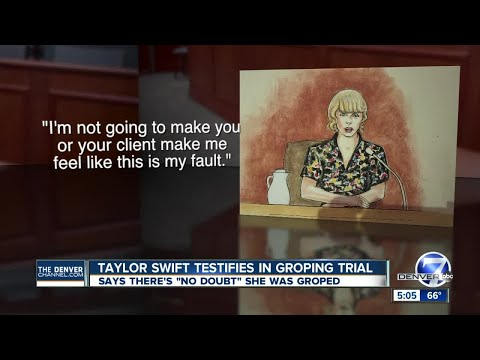 Taylor Swift groping case: Live updates from Day 4 in Denver federal court