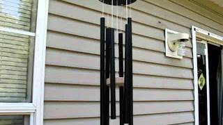 First Home made EMT Wind Chime