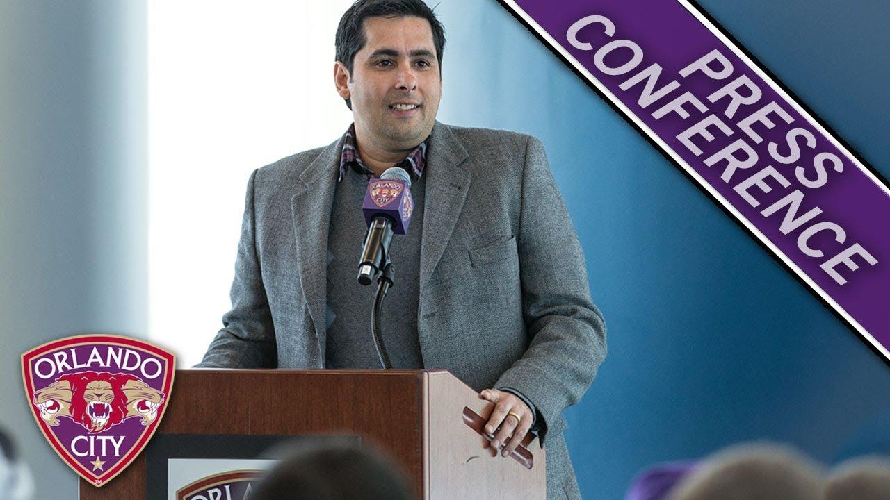 Press Conference Flavio Augusto Da Silva 2 18 2013