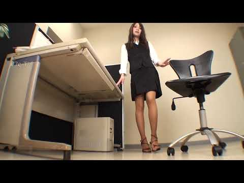 Wetlook - black skirt and blouse, nude stockings from YouTube · Duration:  5 minutes 31 seconds