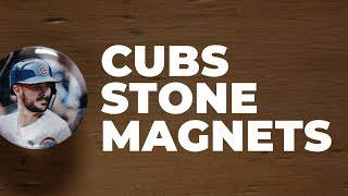 How To Make Cubs Player Magnets | Make it Cubs
