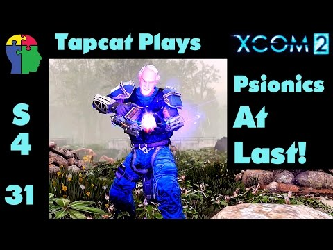 XCOM 2 Season 4 Part 31: Psionics at Last!