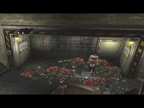 Resident Evil 3 - Hardcore Mode V3.00  - Ada Wong Survivor Playstation Mod
