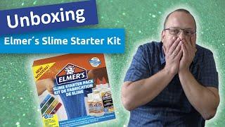 Elmer´s Slime Starter Kİt | Unboxing & Test