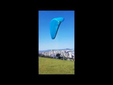 Tavora   Videos   Diversos   Sao Vicente Voo de Paraglayde 2017 06