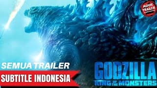 Video GODZILLA II: KING OF THE MONSTERS - Semua Trailer | Subtitle Indonesia - Sub Indo download MP3, 3GP, MP4, WEBM, AVI, FLV November 2019