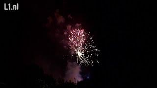 VIDEO: Gulpener Bierfeesten na 15 jaar weer mét vuurwerk (21-aug-2015)