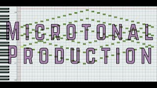 Microtonal Production - Ben Levin