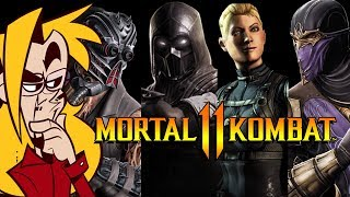 WHO WILL MAKE IT? All MK11 Character Roster Hints, Rumors & Konfirmations