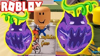ROBLOX-Buy food evil Doku Doku No Mi | One Piece Millenium