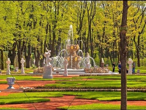 О Петербурге Решетка Летнего сада в Петербурге