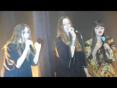 "Lykke Li + First Aid Kit: ""Silent My Song"" live @ Fox Theatre Pomona 11/7/11"