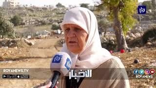 الاحتلال يشرع بعملية هدم جديدة في قرية بيت إكسا شمال غرب القدس المحتلة - (13-1-2019)
