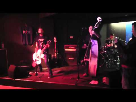 The Brothel Corpse Trio...vid 2...@ The Corinna Hotel, Perth on 4/05/13