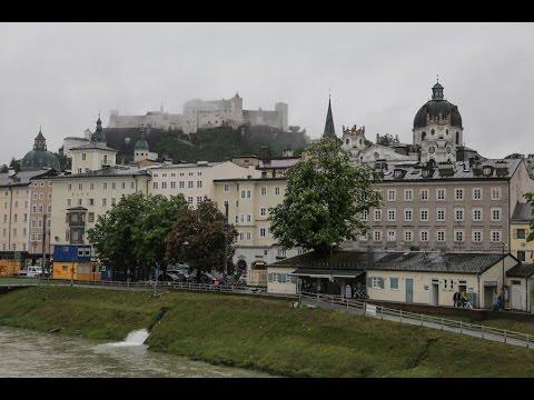 Австрия: Зальцбург / Austria: Salzburg