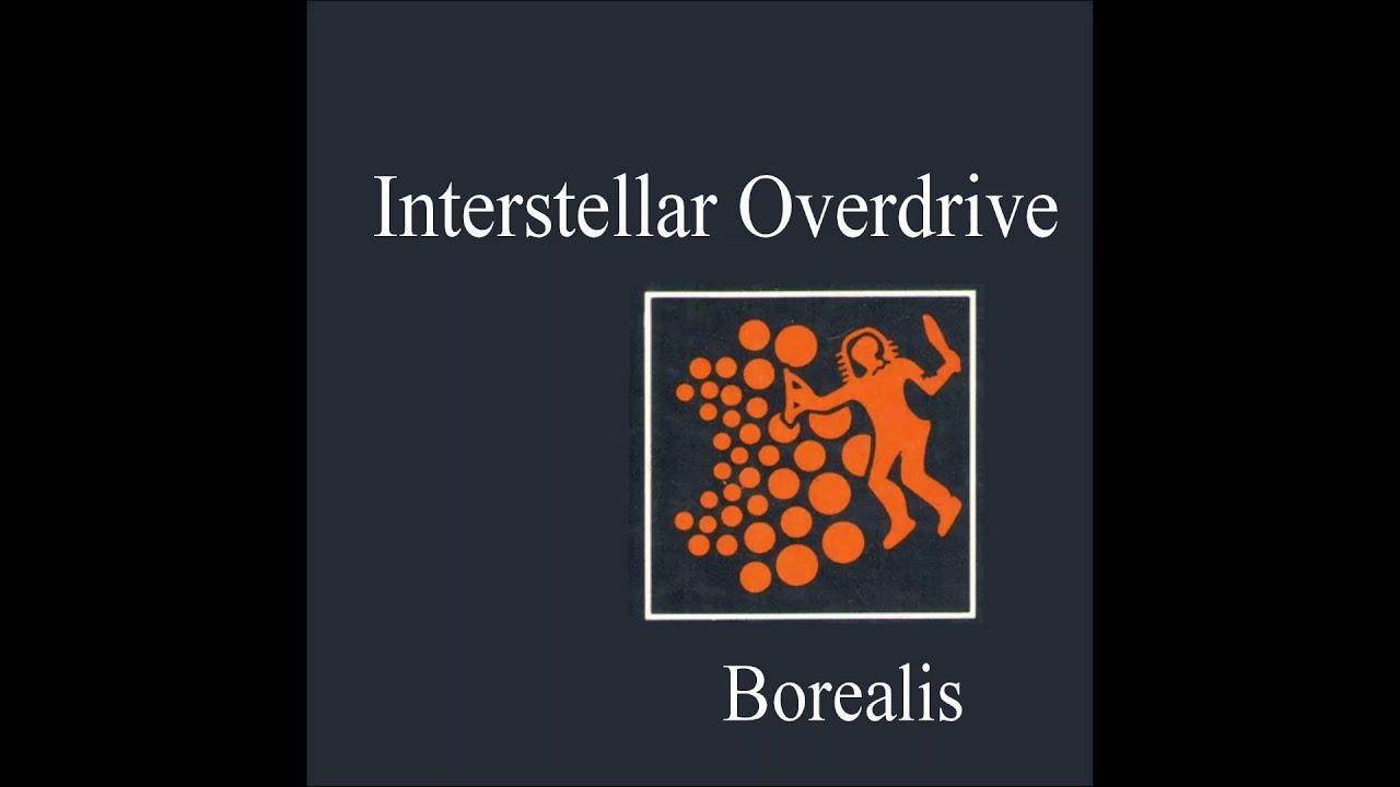 INTERSTELLAR OVERDRIVE, the new single